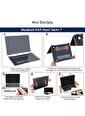 "Mcstorey MacBook Retina A1534 A1931 12"" Kılıf Kapak Koruyucu Hard Incase Mat Pembe"